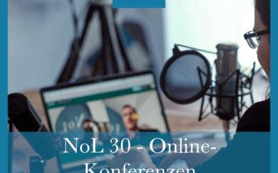 Nerds of Law 30 – Online-Konferenzen im Rechtsbereich, gekommen um zu bleiben?