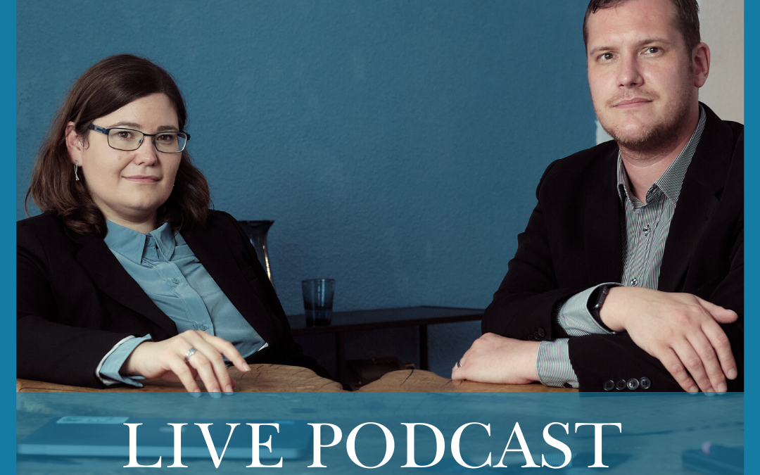 Nerds of Law – LIVE Podcast
